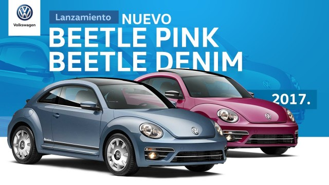 Mexican market Volkswagen Nuevo Beetle