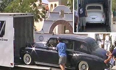 Michael Jackson's Rolls-Royces