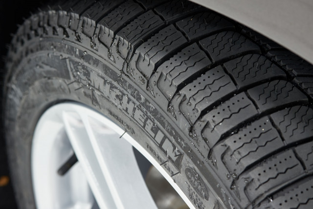 Michelin X-Ice winter tires