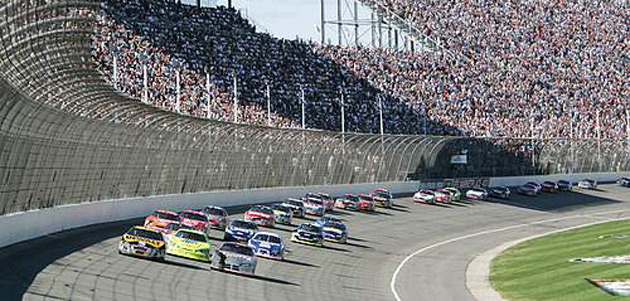 Michigan international speedway looking to start vehicle for Motor speedway los angeles
