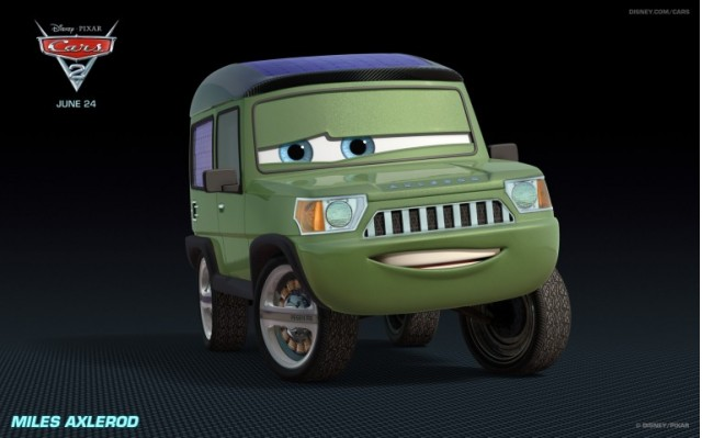 disney 39 s cars 2 makes gas guzzlers the bad guys. Black Bedroom Furniture Sets. Home Design Ideas