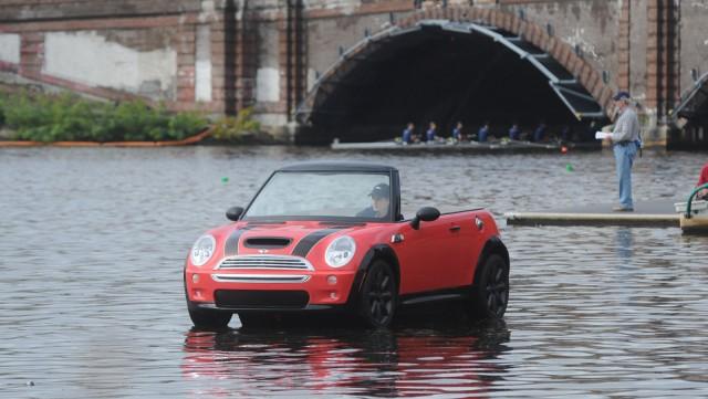 MINI Cooper Convertible 'Boat'