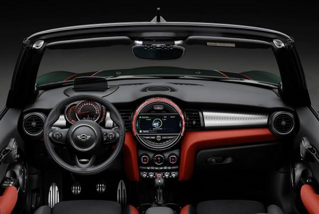 2016 MINI Cooper John Cooper Works convertible