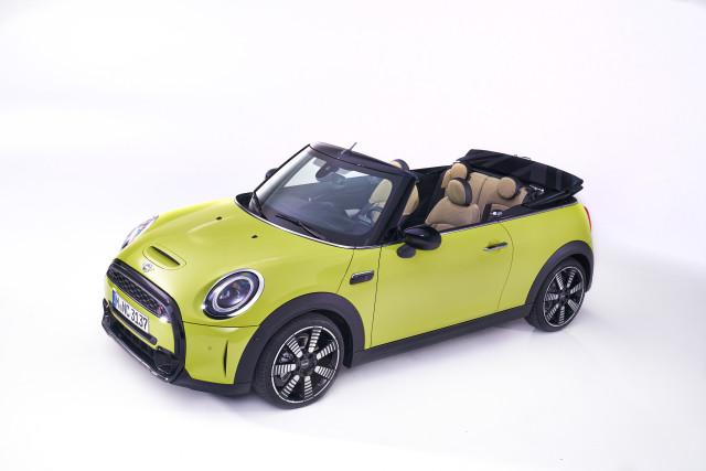 2022 Mini Cooper Convertible