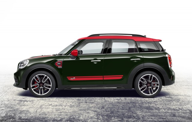 2018 Mini John Cooper Works Countryman