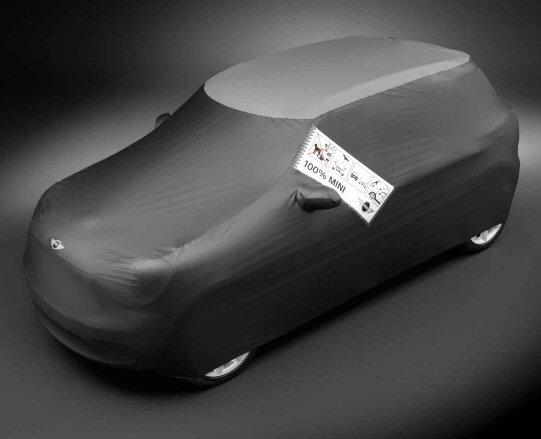 MINI Design Concept 2010 Paris Auto Show teaser
