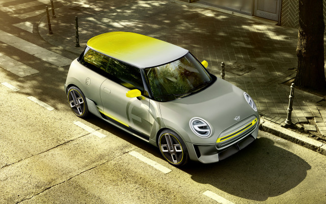 Mini Electric concept, 2017 Frankfurt auto show