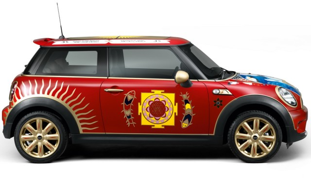 MINI inspired by George Harrison's 1966 Cooper S