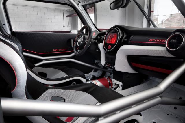 Mini John Cooper Works GP concept, 2017 Frankfurt auto show