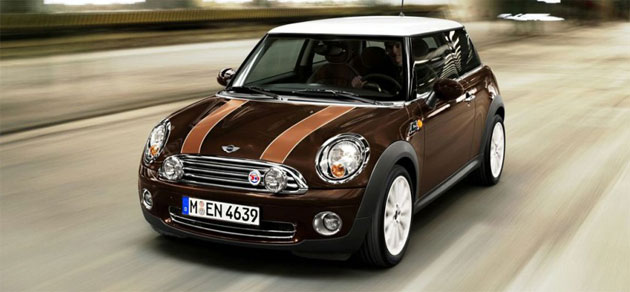 Touching The Tiny Car With A Dash Of Hyperluxury Is Next Project At Mini