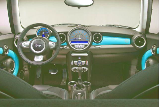 2009 MINI E