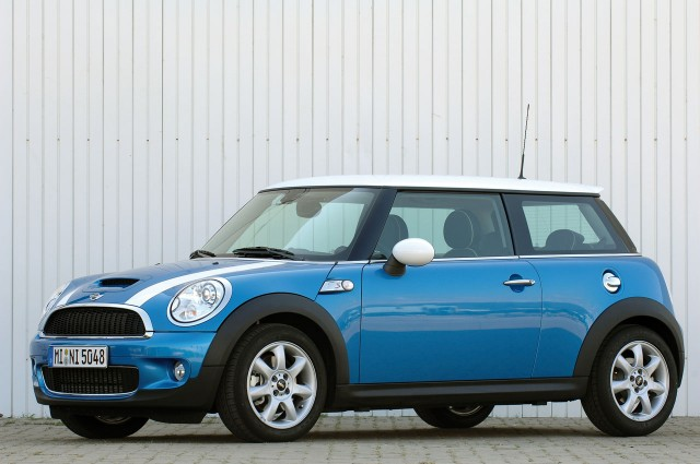 2010 Mini Cooper John Works Edition