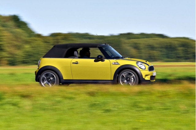 2010 mini makes the recall list: 17 inch wheels cause commotion