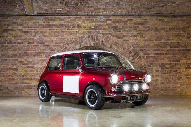 David Brown Remastered Mini