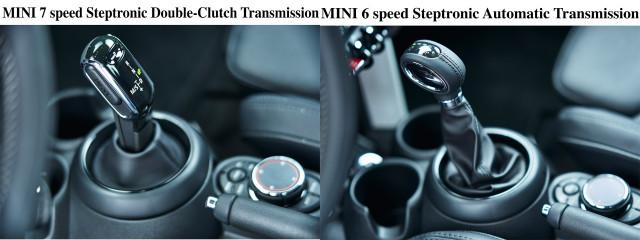 Mini's dual-clutch transmission versus automatic