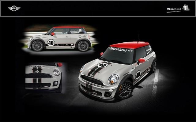 MINI's Performance Motoring School cars - image: MINI USA