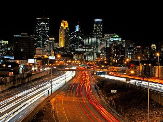 Minneapolis, by Flickr user Dustin Gaffke (Used under CC License)