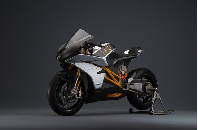 Mission electric motorcycle