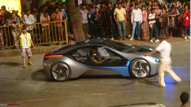 Mission Impossible 4 set in Mumbai, India
