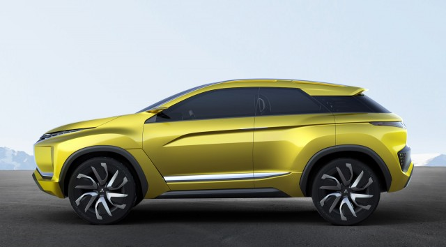 Mitsubishi Ex Concept New Lexus Concept Tesla Model Y