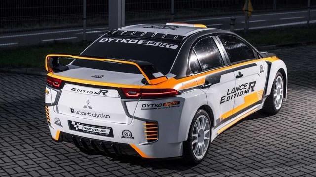Dytko Sport Mitsubishi Lancer Edition R