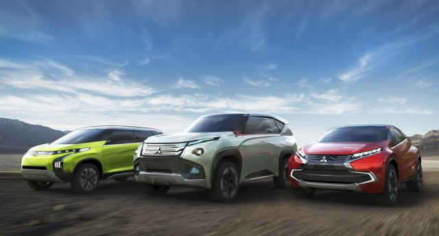 Mitsubishi To Offer 20 Percent Plug-In Cars By 2020?