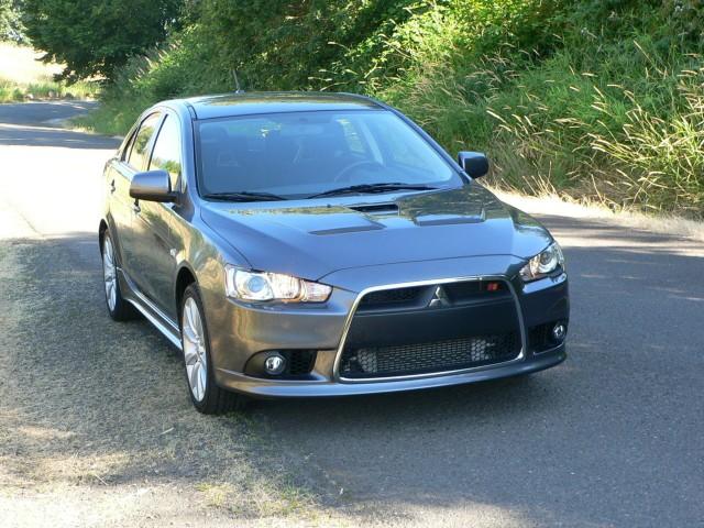 2010 Mitsubishi Ralliart Sportback