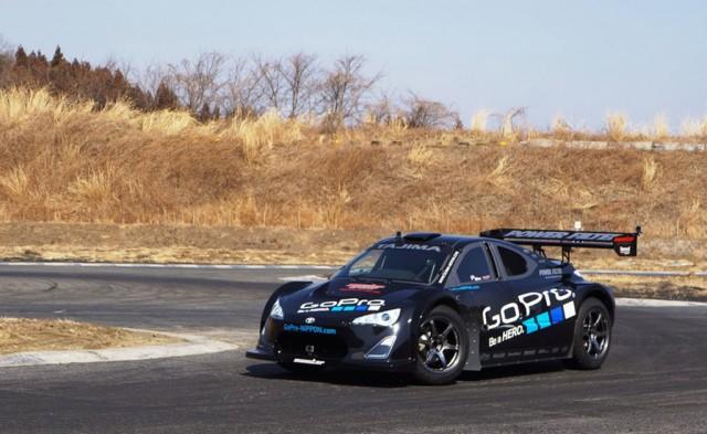 Monster Sport Super 86 Pikes Peak race car