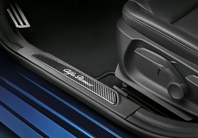 Alfa romeo giulia carbon fiber spoiler 13