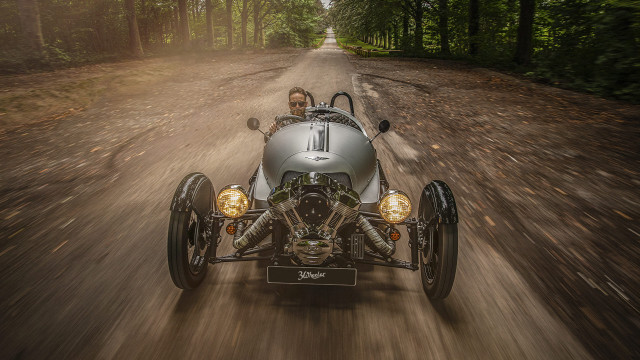 Morgan Motor Company celebrates its 110th anniversary