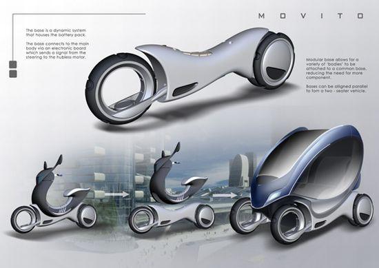 Motivo concept by Tai Chiem