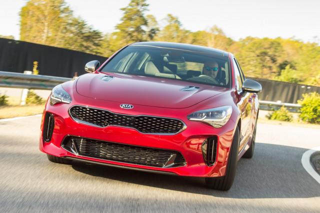 Motor Authority Best Car To Buy 2018
