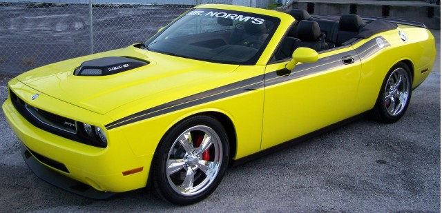 mr norms hemi challenger