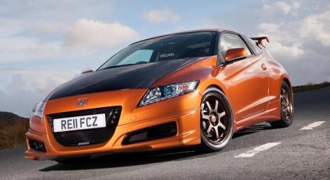 Mugen Euro high-performance Honda CR-Z Hybrid