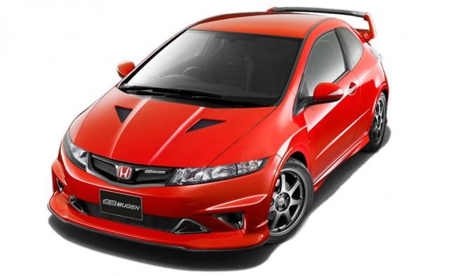 Mugen Honda Civic Type-R Euro Spec