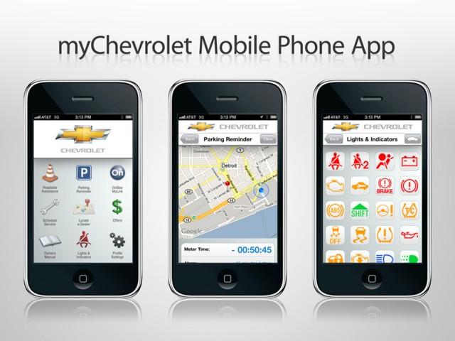 myChevrolet App