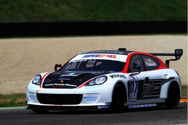 N.Technology Porsche Panamera S race car
