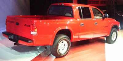 NAIAS_Dakota_Clubcab, 1999 Detroit Auto Show