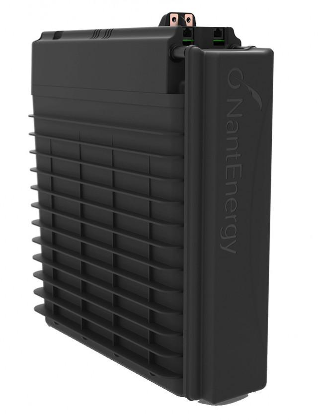 NantEnergy zinc air battery