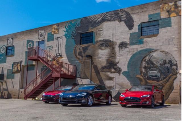 National Drive Electric Week 2016: Oldsmar, FL [photo: Jorge Chavez]