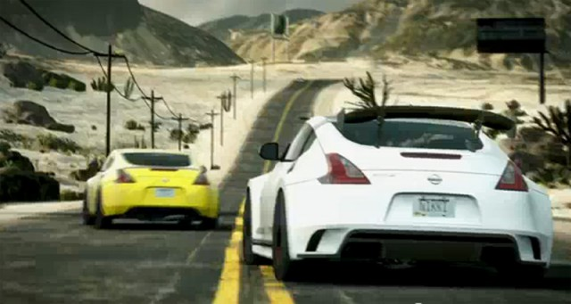 Need For Speed: The Run Sports Illustrated trailer