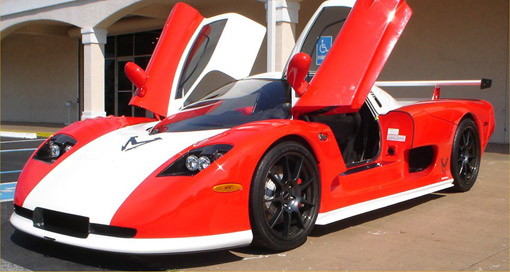 Nelson Racing's 1,800HP Mosler MT900S