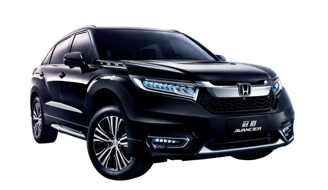 2016 Honda Avancier