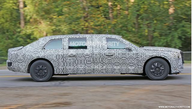ford president car. new \u0027beast\u0027 cadillac limousine for president trump spy shots - image via s. ford car