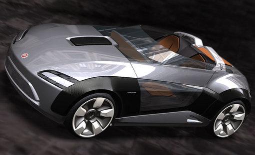 New Fiat Concept Designed By Bertone