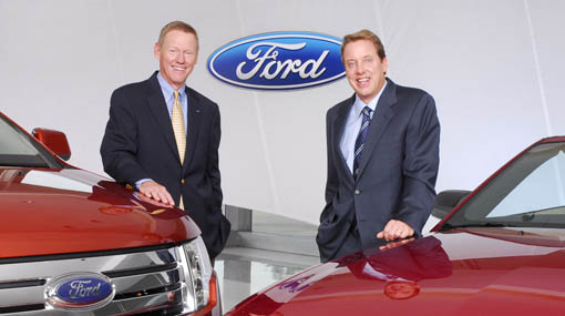 New Ford CEO admits to driving a Lexus LS430  sc 1 st  MotorAuthority : ford ceo car - markmcfarlin.com