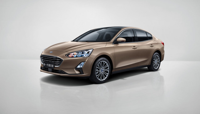 2020 Ford Focus Sedan