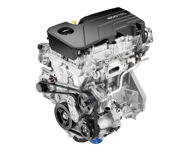 New GM 1.5-liter naturally aspirated Ecotec engine introduced for 2015 cars