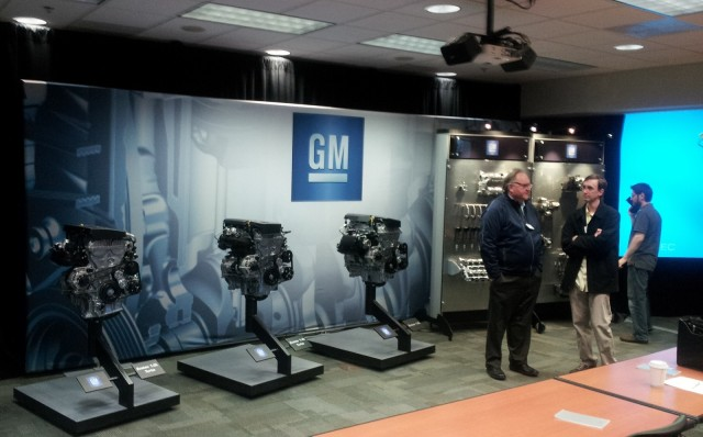 New GM Ecotec engines introduced for 2015 cars
