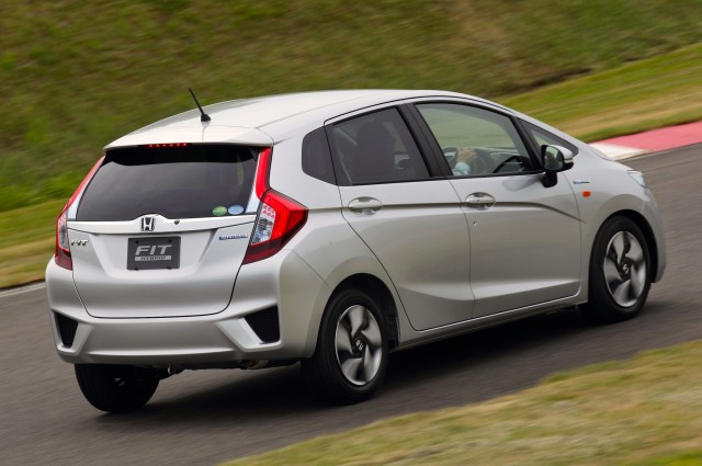 All-New 2015 Honda Fit Appears, Hybrid Model Too (Not For ...